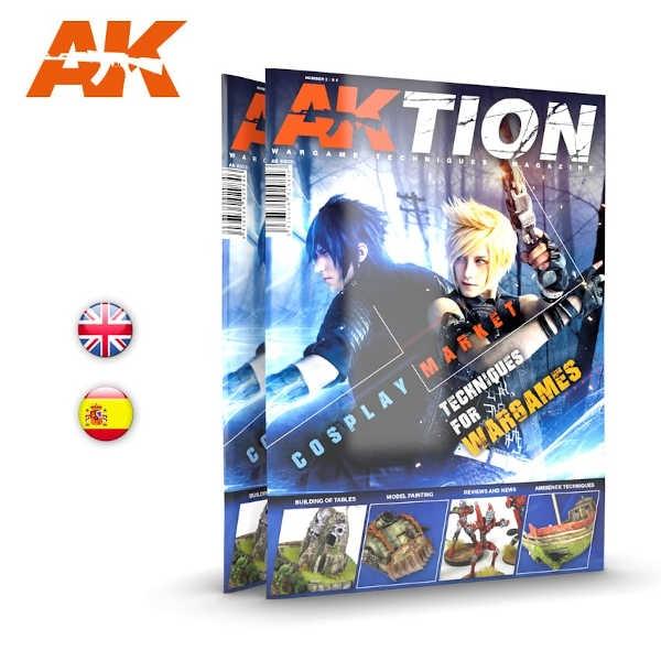 Aktion N2: The Wargame magazine (EN)