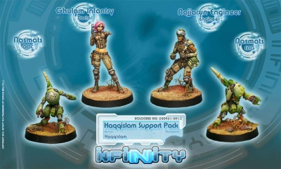 Haqqislam Support Pack (HQ)
