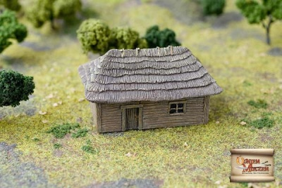 Peasant hut 1 (BOX)