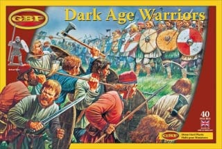 Dark Age Warriors Box Set (40)