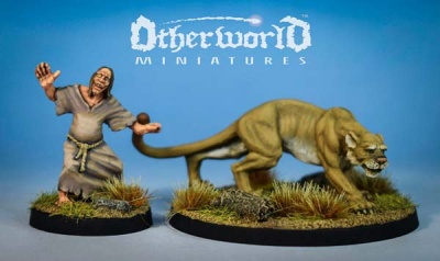 Mad Hermit & Mountain Lion