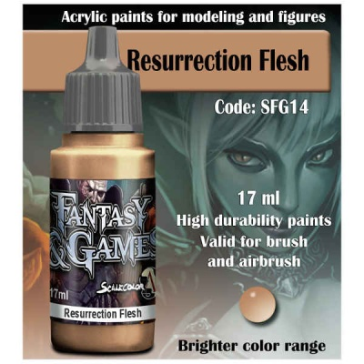 Scalecolor Fantasy 14 Resurrection Flesh (17ml)