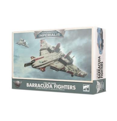 Aeronautica Imperialis: TAU Air Caste Barracuda Fighters