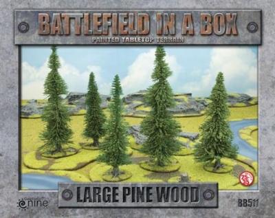 Large Pine Wood