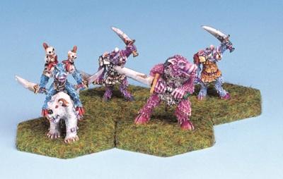 Beastman Commanders