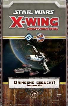 Star Wars X-Wing: Dringend gesucht!  Erweiterung-Pack