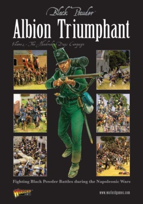 Albion Triumphant Vol 2 (Black Powder Supplement)