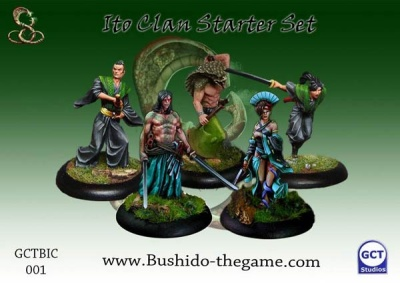 The Ito Clan Starter Set (5)
