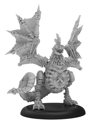 Clockatrice - Grymkin Heavy Warbeast (metal/resin)