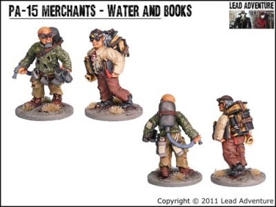 Merchants - Water and Books (2)