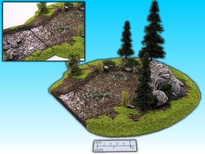 Geländestück Quelle