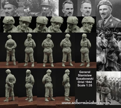 1:35 General Stanislaw Sosabowski 1944 (1)