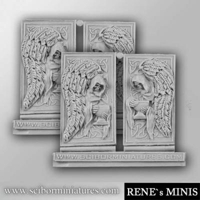 Angels Reliefs #7 (4) (OOP)