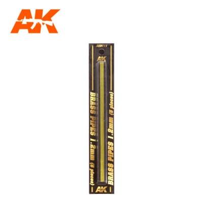 Messingrohre 1,2mm (5)