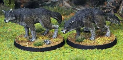 Dire Wolves (2)