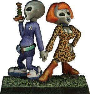 Herr und Frau Roswell
