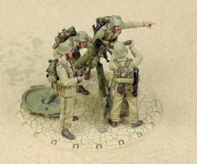 NDAK Grenadier Heavy Mortar Squad