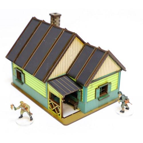 Russian Village - House 2