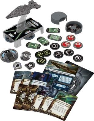 Star Wars Armada:  Leichter Imperialer Kreuzer