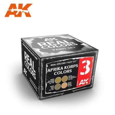 Afrika Korps Colours Set (4)