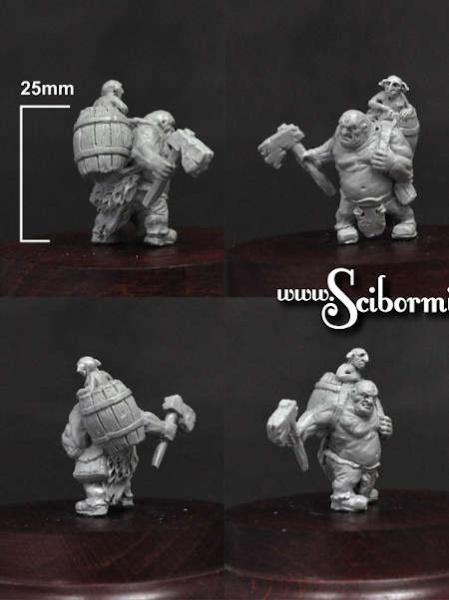 15mm Ogre