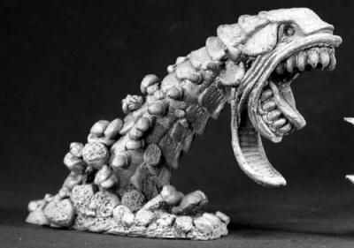 Cavern Worm