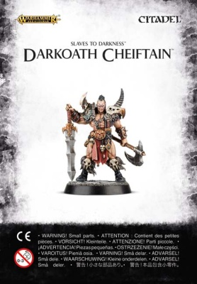 Darkoath Chieftain (MO)