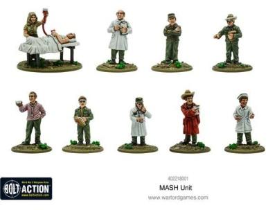 MASH unit (10)