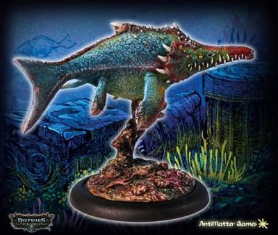 Dire Fish Lizard
