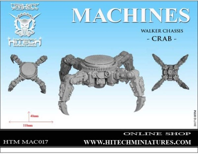 Walker Chassis CRAB