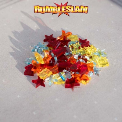 RUMBLESLAM Tokens and Counters
