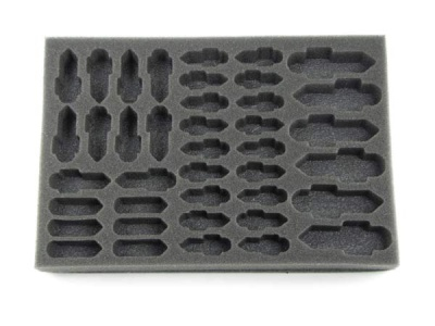 FSA Medium and Small Ship Foam Tray