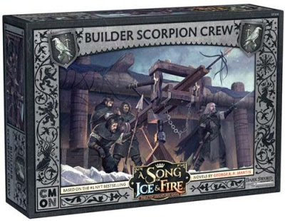 A Song of Ice & Fire: Builder Scorpion Crew