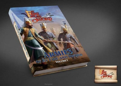 FAS Armies of By Fire ans Sword. Volume I