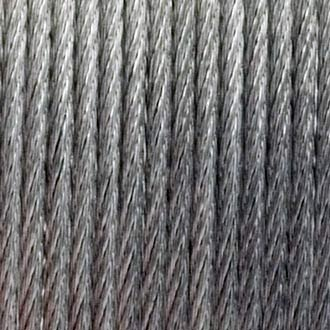 Hobby Round: Iron Cable (1,0mm)