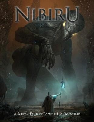 Nibiru RPG - Core Book (Hardcover)