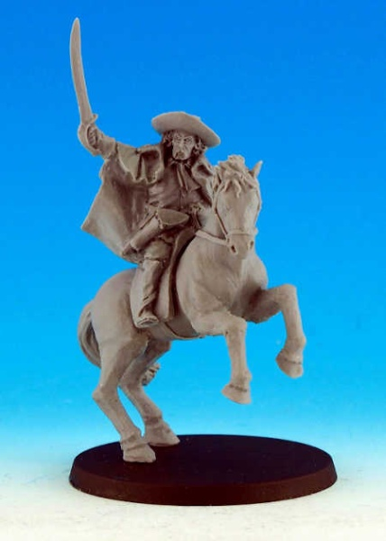 7th Cavalry leader Mount