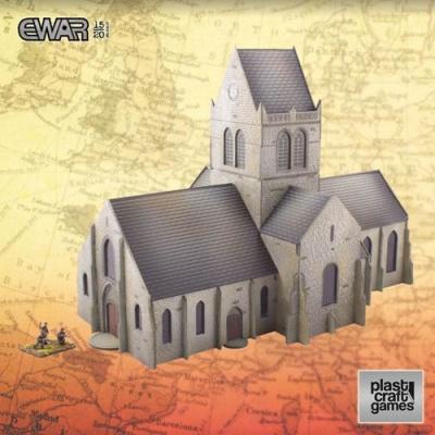 15-20mm: Sainte-Mère-Église