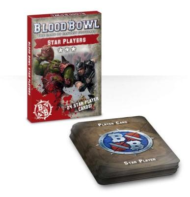 Blood Bowl: Starspieler-Karten