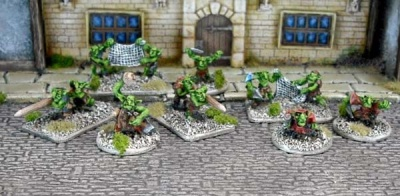 Blight Haven Goblin Slavers