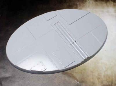 Beveled Edge: Knight Base Iron Deck
