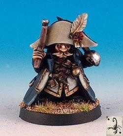 Dwarf Captain
