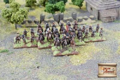 Swedish Dragoons