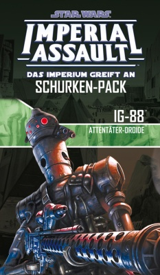 Star Wars: Imperial Assault - IG-88