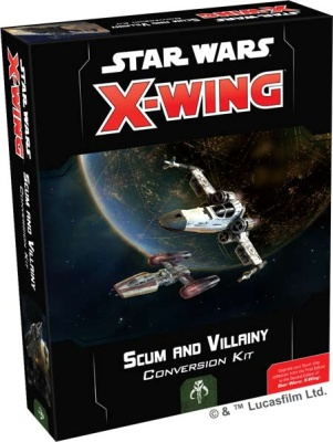 Star Wars: X-Wing 2.Ed. Abschaum u. Kriminelle