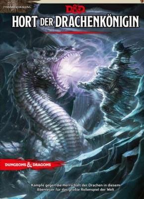 D&D: Hort der Drachenkönigin