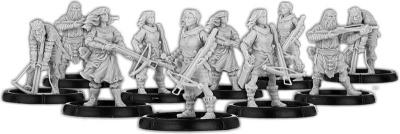 Crossbows of Dun Durn, Elbharu Unit (10)