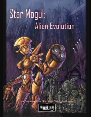 Star Mogul: Alien Evolution