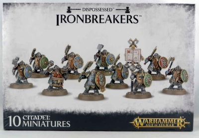 Dispossessed Ironbreakers/ Irondrakes (MO)