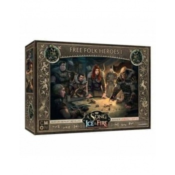 A Song Of Ice And Fire - Free Folk Heroes Box 1 - EN